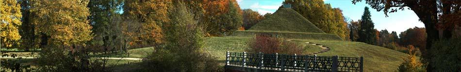 Park Pucklera w Branitz