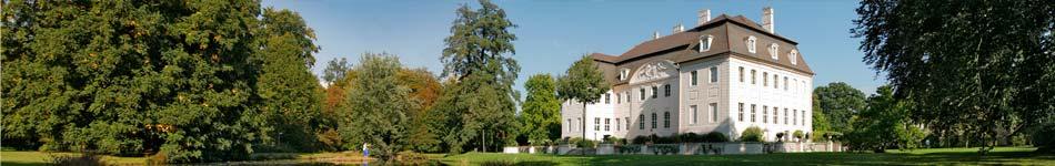Pałac Pucklera w Branitz